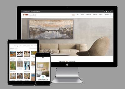 PTM Images – Digital Strategy