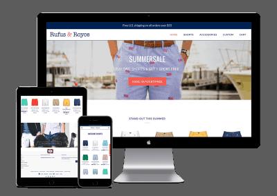 Rufus & Royce – eCommerce Strategy