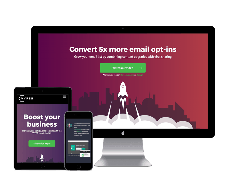 Vyper – Growth Hacking