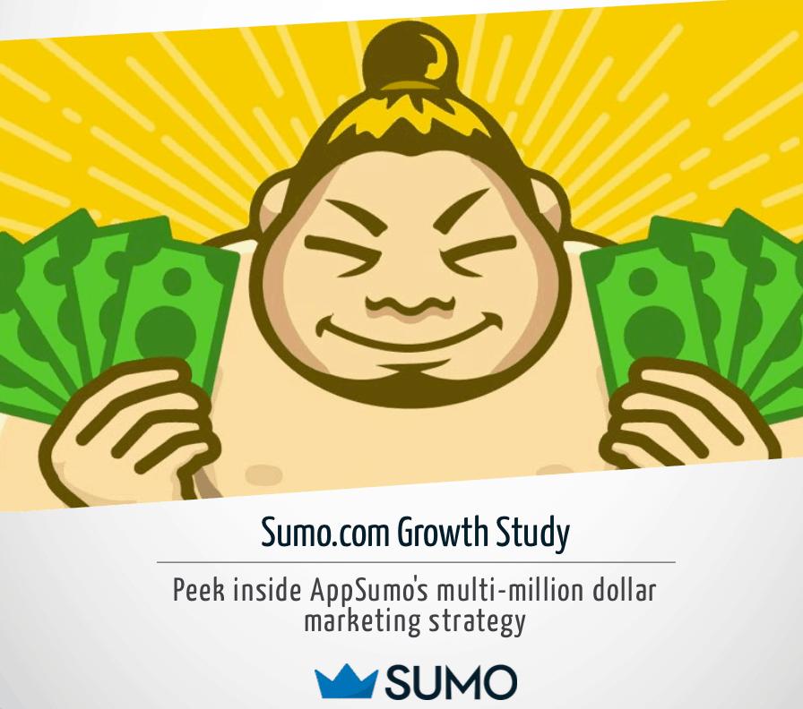 Jack Paxton AppSumo Sumo Case Study