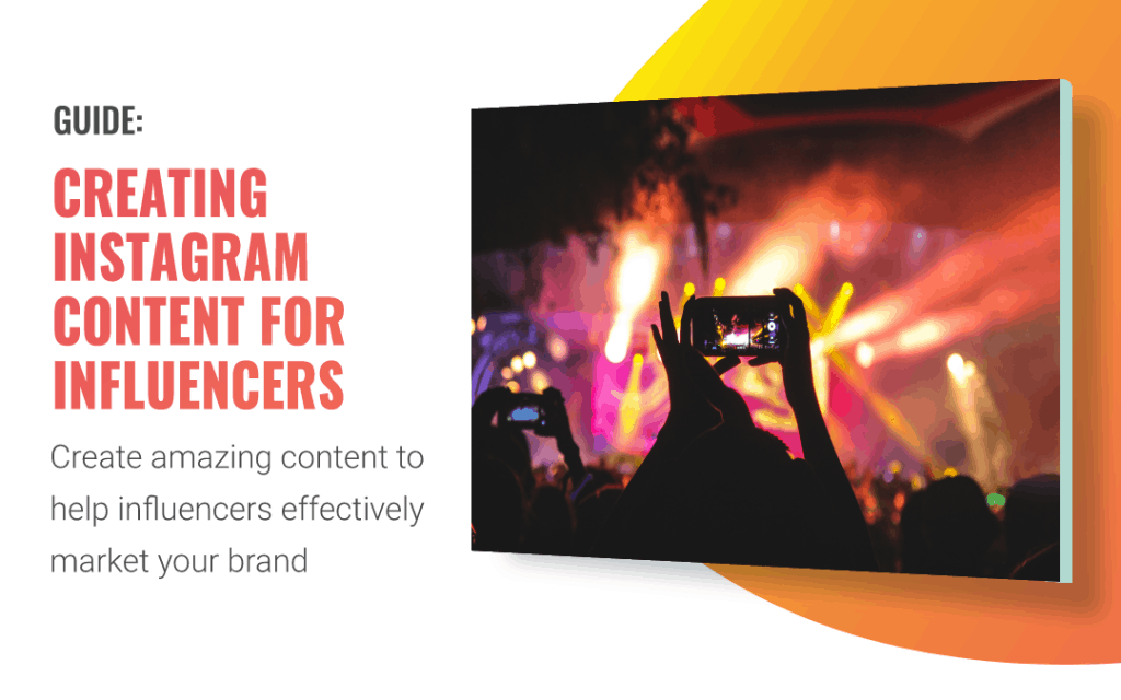 creating instagram content for influencers