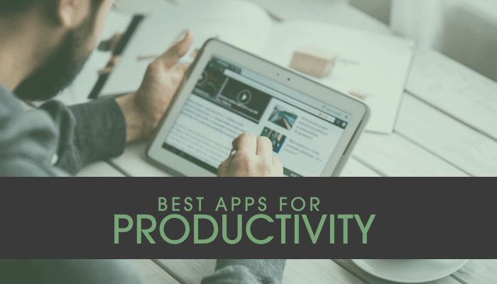 best apps for productivity