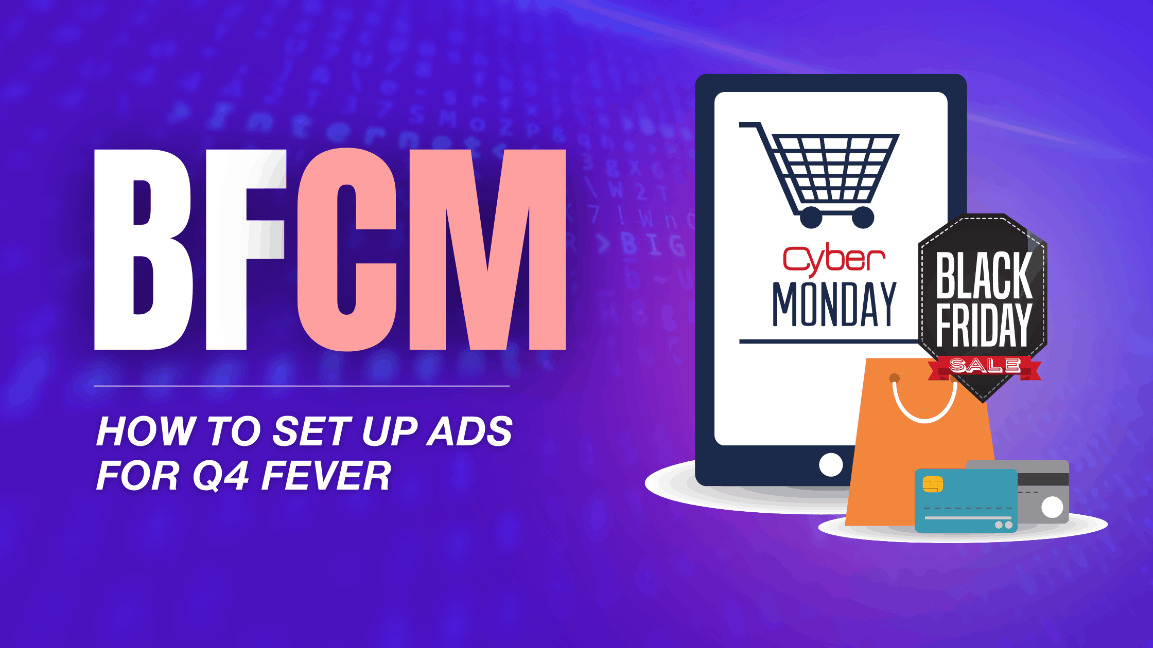 bfcm black friday cyber monday 2020