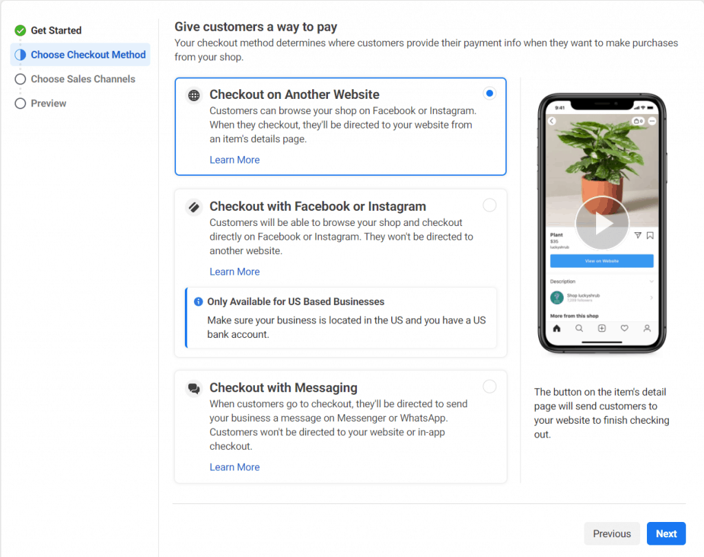 How to create a Facebook Shop? (1)