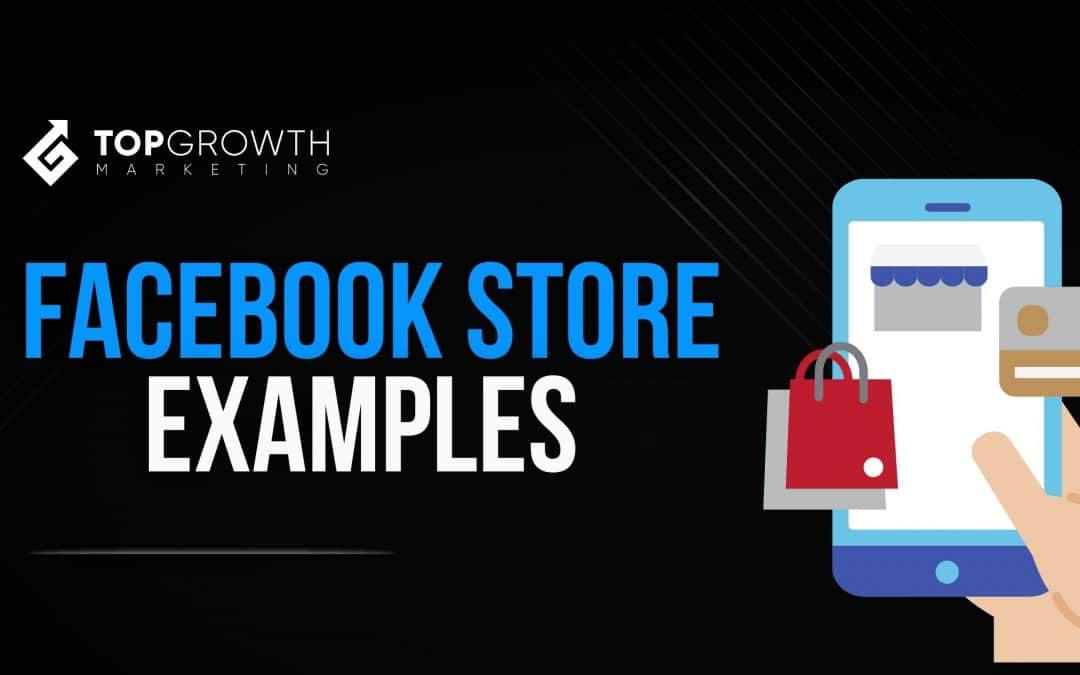 Facebook Store Examples to Help Increase Your Sales